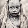Mundari child herder