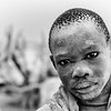 Portrait of a Mundari boy, Terekeka