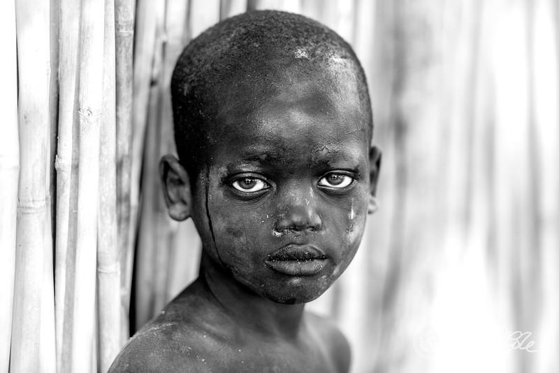 Boy of the Mundari, Terekeka