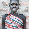 Young Beauty of the Topossa