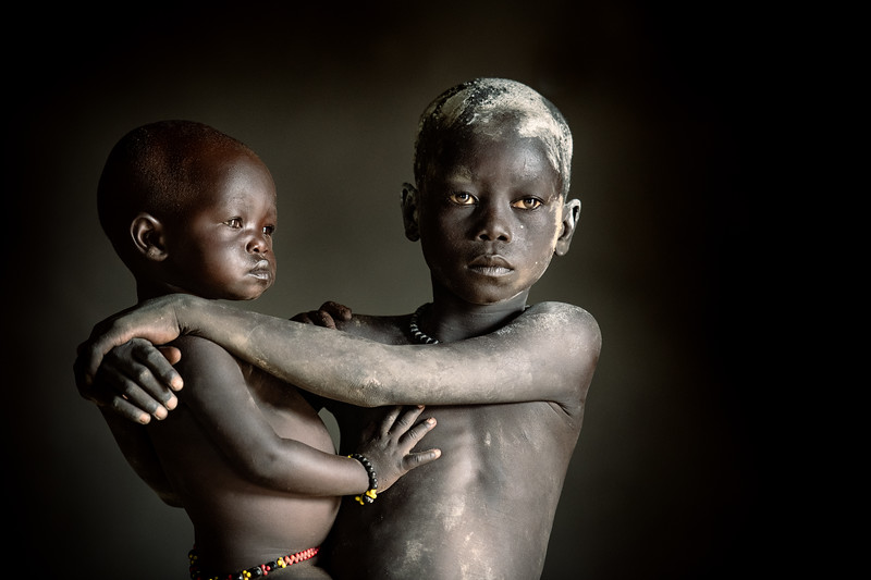 Children of the Mundari