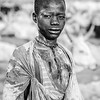 Young Mundari tribesman, Terekeka