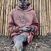 Mundari tribes boy
