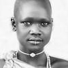 Young Topossa beauty in Kapoeta