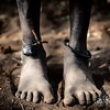 Mundari feet