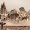 Life in a Mundari camp