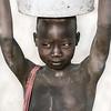 Young Mundari girl