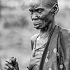 Old Mundari woman Kworonit