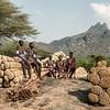 Boya tribes women, Camp 15