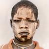 Mundari tribes man