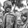 Candid moments, Mundari boys