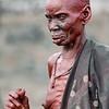 Old Mundari woman