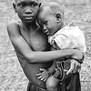 Siblings of the Mundari tribe