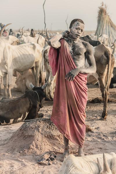 Mundari traditions