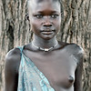 Mundari girl beauty