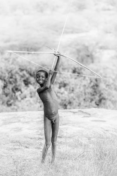 Little Boya boy, Camp 15