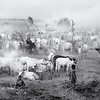 Mundari livestock camp, Terekeka