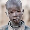 Little Mundari portrait