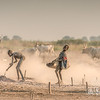 Mundari boys at work