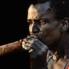 Lutuko and his flute