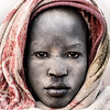 Mundari tribesboy