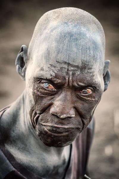 Mundari elder