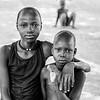Mundari siblings