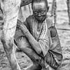 Milking the Ankole Watusi, Terekeka