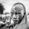 Young Mundari herder, Terekeka