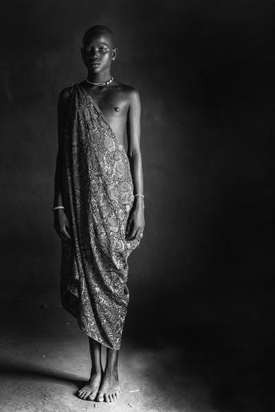 On the cusp of Mundari womanhood