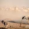 Life in a Mundari cattle camp