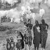 Ashes to ashes, dust to dust - life Mundari style
