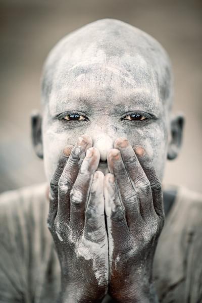 Rubbing in the ash