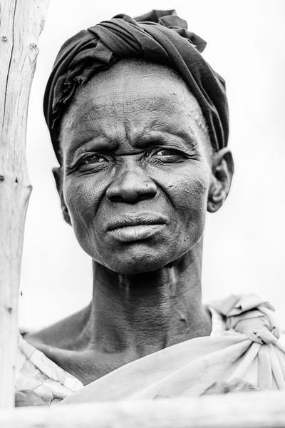 Latuko woman, Torit