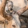 Portrait of a Mundari boy, Terekeka