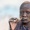 Mundari teeth clean