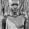 Mundari girl beauty, Terekeka