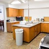 A view of the kitchen that is shared with the seminarians who live in the same building. (Photo by Adrean Indolos / NTC)
