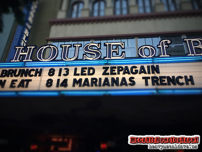 Led Zepagain @ HOB San Diego