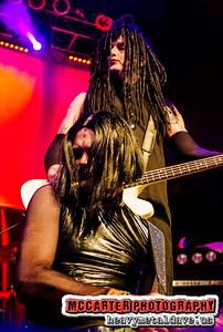 Machine Manson @ House of Blues - San Diego