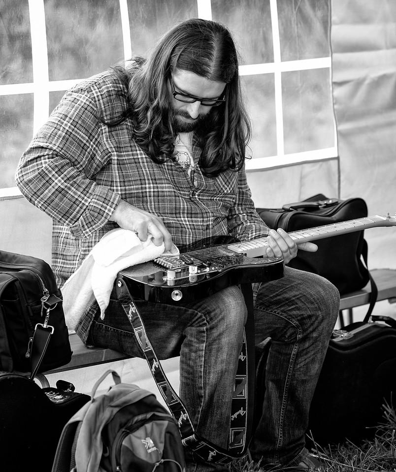 Guitar Tech ;-)