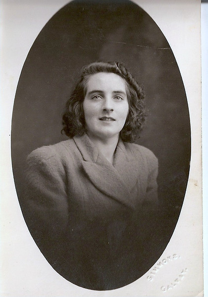 Remembering Nancy Monahan (My Aunt And Godmother)