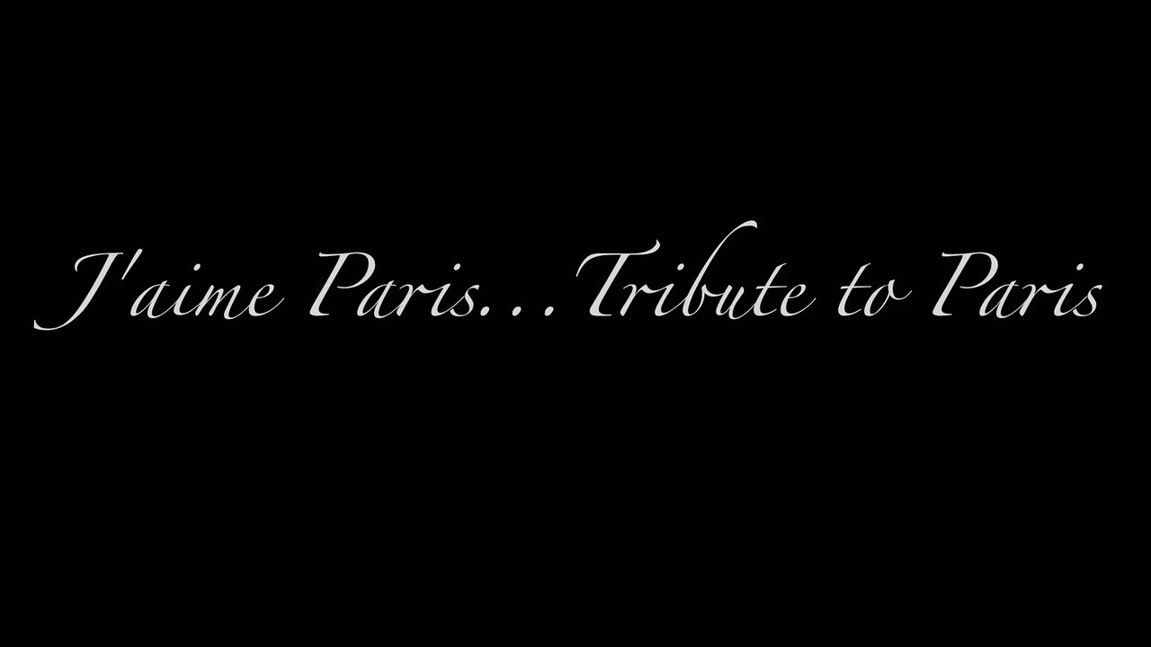 ArtByHank Tribute to Paris