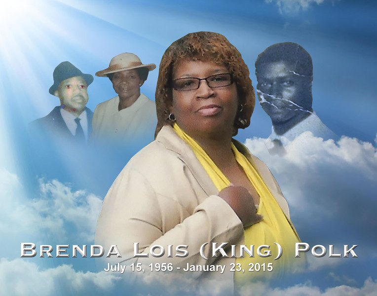 Brenda Lois (King) Polk