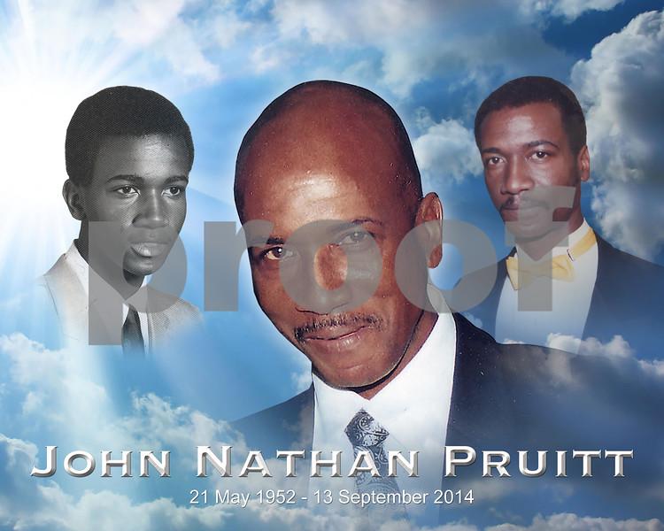 John Nathan Pruitt