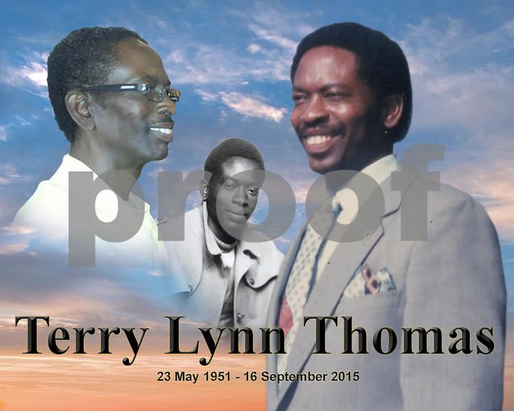 Terry Lynn Thomas