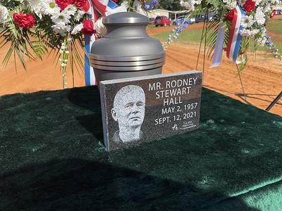 Rodney Stewart Hall