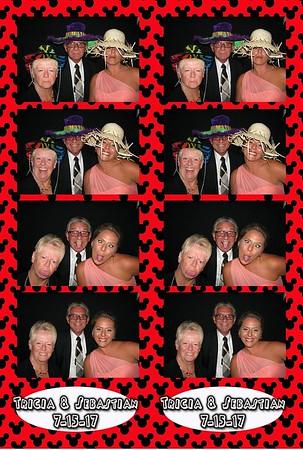Tricha and Sebastian's Wedding  7-15-17