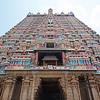 13-storey gopura at Ranganathaswamy Temple, Trichy