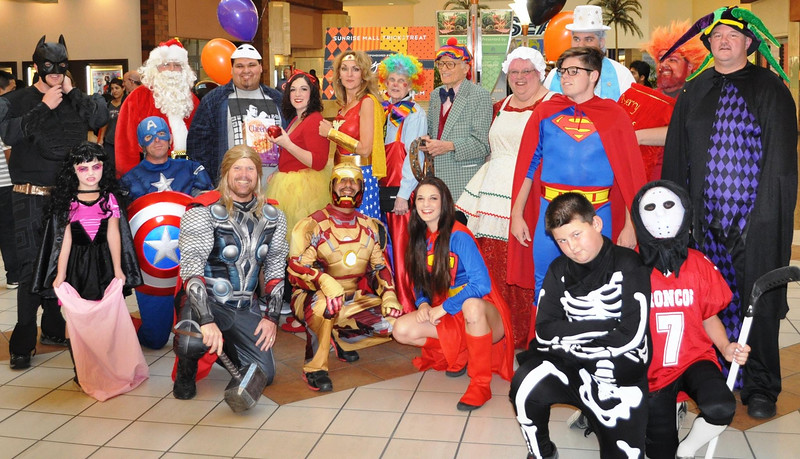 Trick or Treat-Sunrise Mall 2015